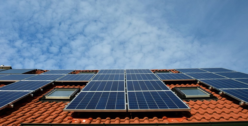 Information on getting solar panels installed